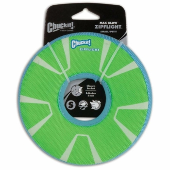 Játék Chuckit Zipflight Max Glow Frisbee