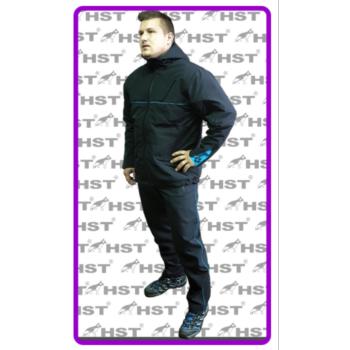 HST Absolute nadrág fekete/szürke