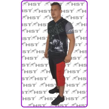 HST Perfekt rövidnadrág piros
