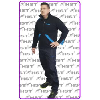 HST Syntetik nadrág Fekete/szürke