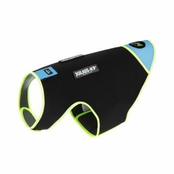 IDC® neoprén kutyaruha kék fekete XL