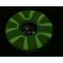 Kép 2/2 - Játék Chuckit Zipflight Max Glow Frisbee