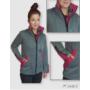 Kép 1/3 - HST Dogsport pulóver női szürke/narancs