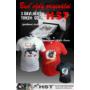 Kép 1/6 - HST Pamut fehér póló I love IGP